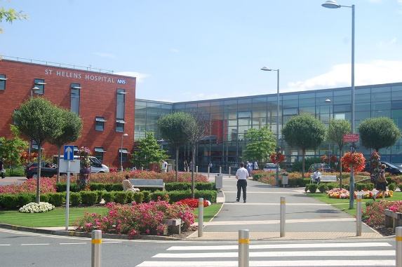 St Helen's Hospital is a highly-regarded hospital in the northwest of England.