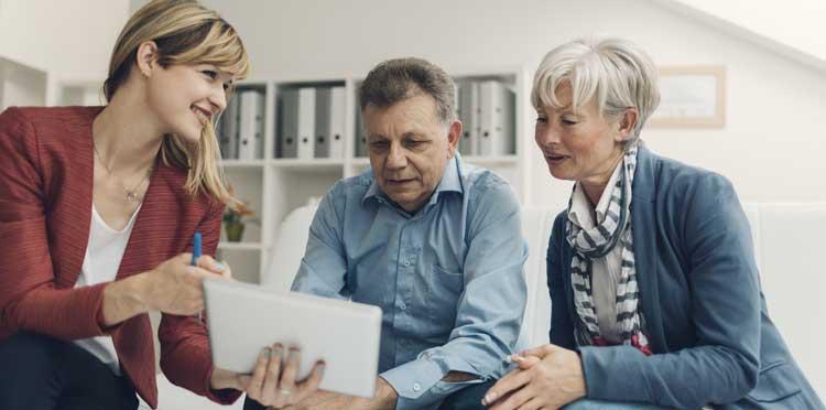 L'ASPA aide les personnes âgées à faibles revenus