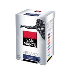Mon café italien propose un joli choix de capsules de café San Marco