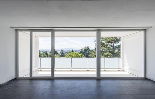 Tryba peut fabriquer votre porte vitrée sur mesure